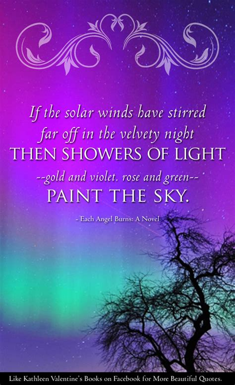 quot colour helps to express light not the physical quotes about aurora borealis 4 quotes