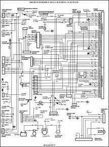 88 oldsmobile 98 fuse box electrical schematic