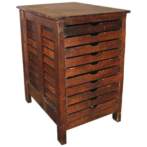 antique wooden 23 drawer storage cabinet 2 home lilys 532 best cabinets of drawers to die for images on