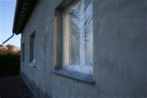 wärmedämmputz aussenputz beim einfamilienhaus bauunternehmen