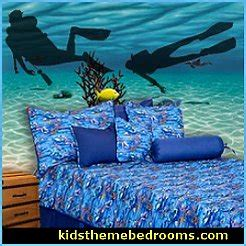 Theme bedrooms ocean sea life theme bedrooms undersea theme decor