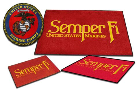 Infantry Rug by Mats And Rugs Logo Mats And Rugs By Fanmats