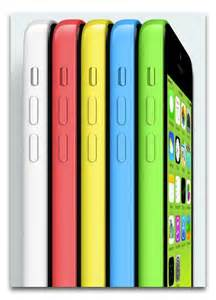 colors of iphone 5c apple announces low cost plastic iphone 5c in five colors
