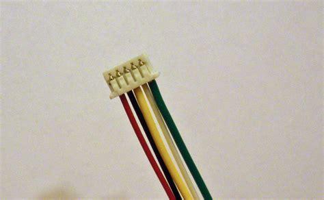 immersionrc 5 pin molex picoblade connector kit picoblade