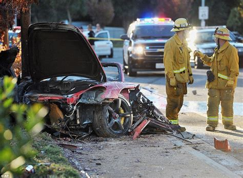 actor dies today in car crash fast and furious star paul walker dies in car accident