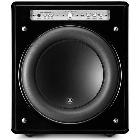 Speaker Subwoofer Jl Audio jl audio fathom f112 subwoofer ideal av home cinema