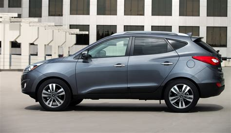 hyundai crossover 2014 2015 hyundai tucson colors guide in 360 degree spinners