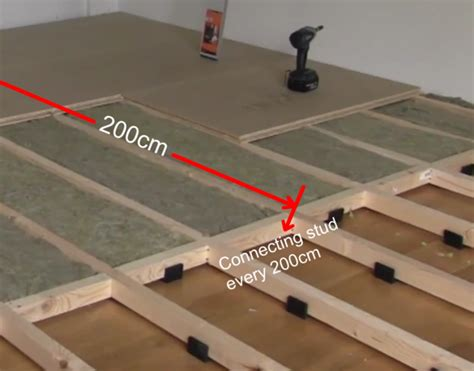 auralex acoustics u boat floor floaters dreamscreen prosilence u boat rubber stud floater