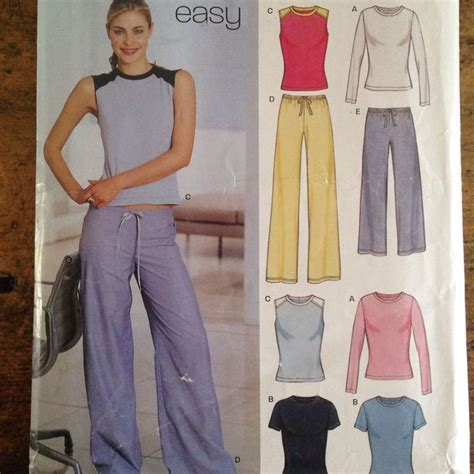 pattern workout clothes 103 best sewing patterns for women images on pinterest