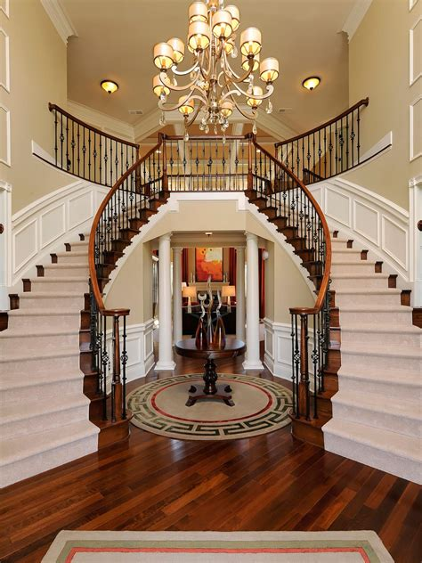 Entry Stairs Design Photos Hgtv