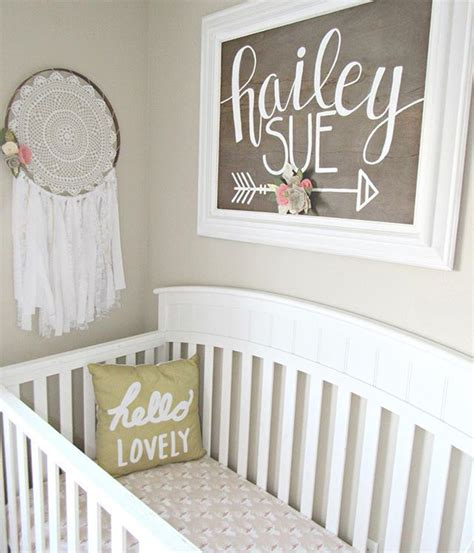 Nursery Name Decor Best 25 Rustic Baby Rooms Ideas On Rustic Nursery Rustic Baby And And Rustic