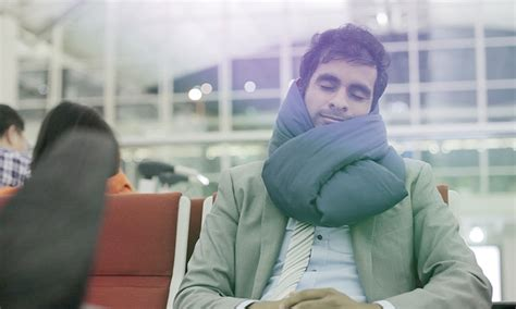 anywhere comfort travel pillow infinity pillow the green head