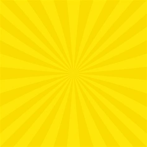 yellow pattern background vector yellow sunburst background design vector free download