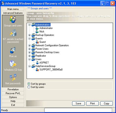 windows reset network password advancedrm 1 4 5 300 free latest version to win 10 get