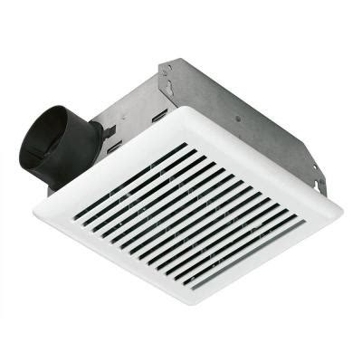 Wall Mount Bathroom Fan Null Valuetest 50 Cfm Wall Ceiling Mount Exhaust Bath Fan
