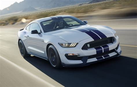 2015 ford shelby gt350 revealed most powerful na ford