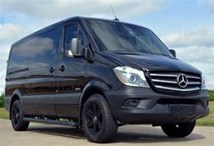 Mercedes Sprinter Custom 2016 Mercedes Sprinter 9 Passenger Custom Ebay