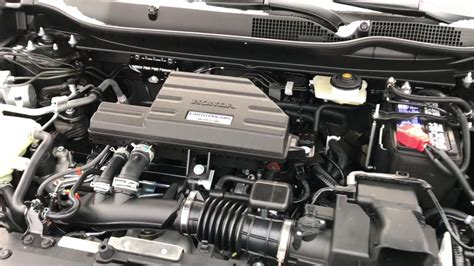 Honda Crv Engine by 2017 Honda Cr V Turbo Engine