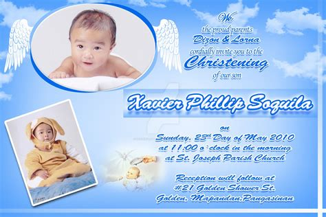 layout design for invitation christening invitation for christening layout invitation card for