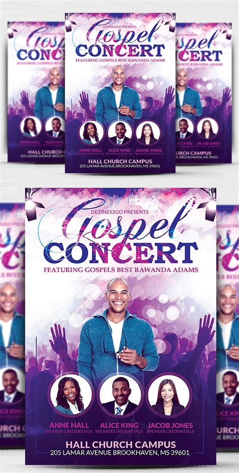 Flyer Templates Clean Professional Business Flyer Templates Design Graphic Design Junction Gospel Church Flyer Template
