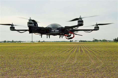 drone with a indianavoice drones for farmers makes midwest startup a