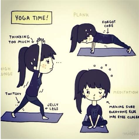 Funny Yoga Memes - 54 best images about funny yoga on pinterest
