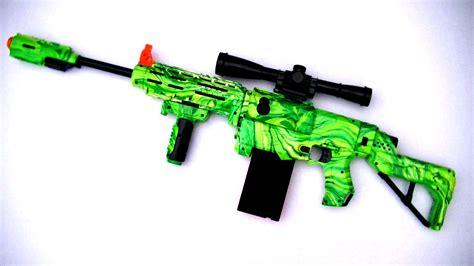 spray paint nerf how to swirl paint a nerf gun retaliator