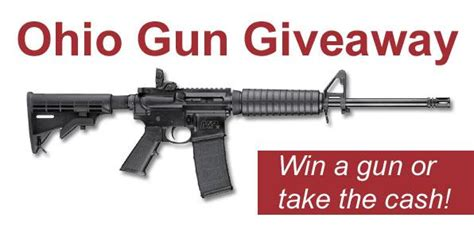 Firearm Giveaways - enter the ohio gun giveaway today buckeye firearms