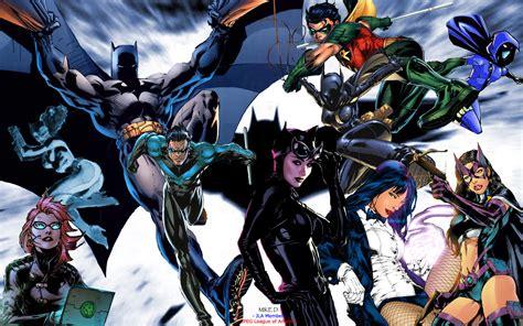 Batman Family s bookshelf guest post batman primer part ii