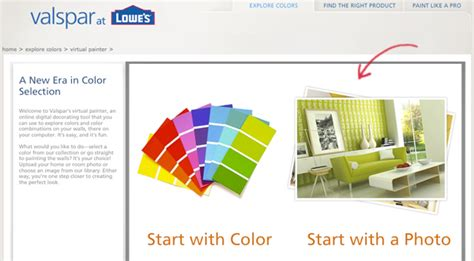 valspar virtual painter valspar virtual painter valspar s online color visualizer