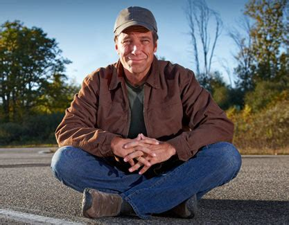 mike rowe house mike rowe talks house hunting and bad hair days