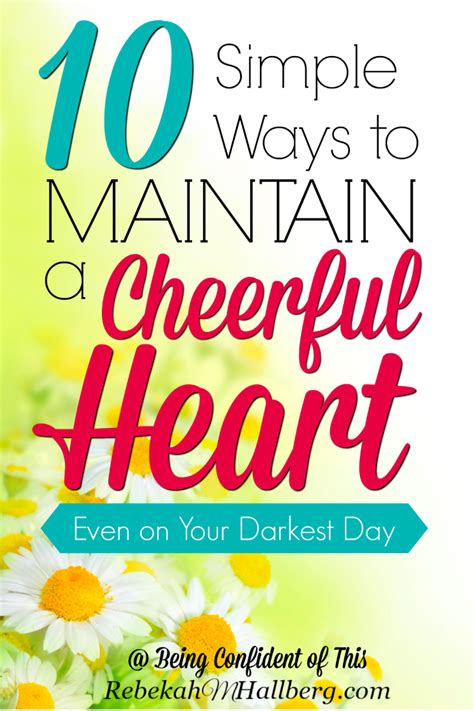 10 Ways To Youre So La by 10 Simple Ways To Maintain A Cheerful Being