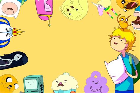adventure time backgrounds adventure time with finn and jake wallpapers wallpaper cave