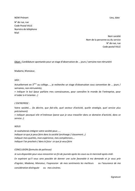 3 exemple lettre de motivation premier emploi exemple lettres