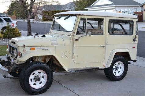 1970 Toyota Land Cruiser Seller Of Classic Cars 1970 Toyota Land Cruiser