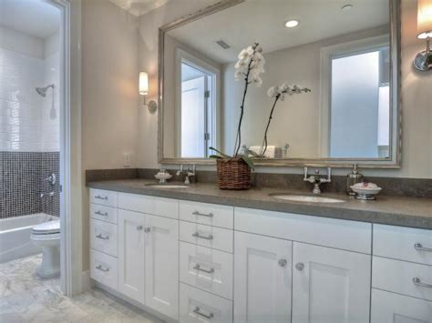 Grey Bathroom Countertops by Photo Page Hgtv