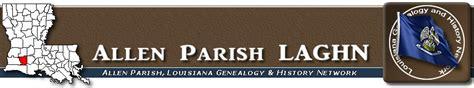 Calcasieu Parish Marriage Records Allen Parish Louisiana Marriages By The Allen Parish Louisiana Genealogy History