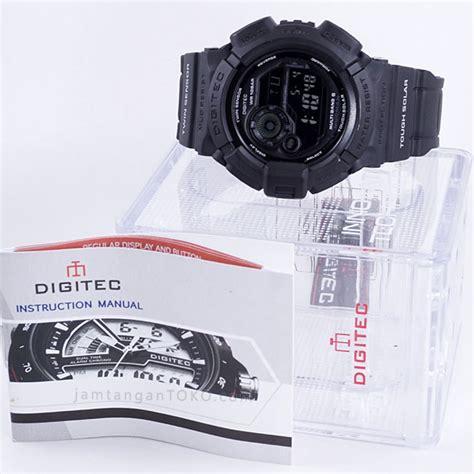Digitec Dg 2028 Mudman Black harga sarap jam tangan digitec mudman dg 2028t black