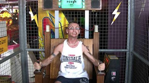 electric chair arcade shocker chair