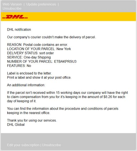 authorization letter format of dhl sle authorization letter to claim package