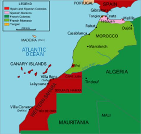 history of morocco wikipedia the free encyclopedia map of morocco in 1912 the area under french protectorate
