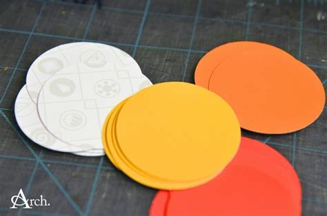 what size ornament is needed to make a handprint snowman ornament card paper ornament 183 how to make a bauble 183 papercraft on cut out keep