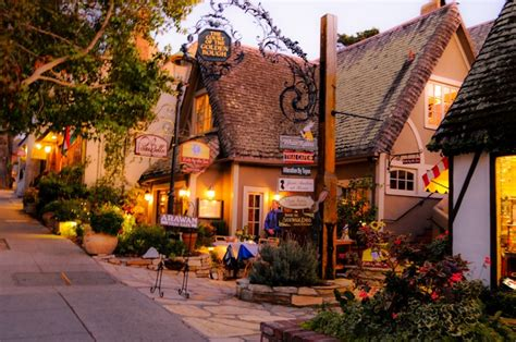 Cottage Style Homes by Discover The Artistic Spirit Of Carmel By The Sea