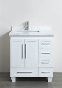 bathtoom vanity best 25 small bathroom vanities ideas on gray