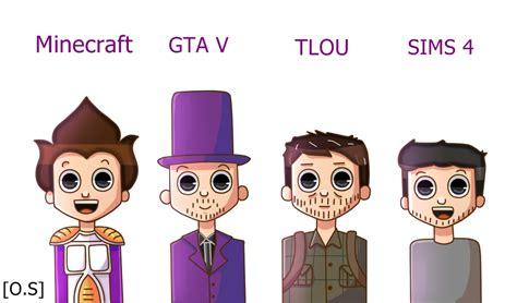 imagenes de vegetta777 kawaii vegetta777 personajes by osvaldo drawings on deviantart