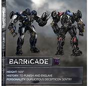 Meet The Main Characters Of Transformers Last Knight