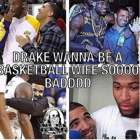Drake Lebron Meme - drake basketball wife meme memes