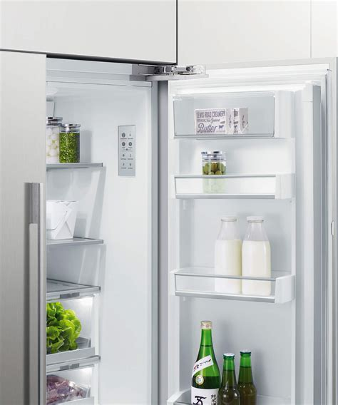 Fixing Kitchen Cabinets Integrated Appliance Fridge Door Slide Fixing Kitchen Cabinet Kitchen Cabinets