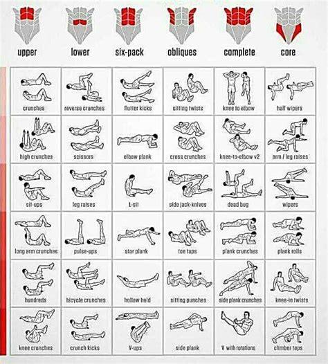 abdominals workout workout bauchmuskeluebungen