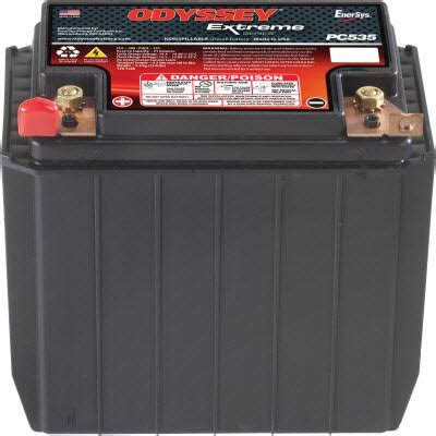 Harley Davidson Battery Replacement by Heppc535 Odyssey Battery For Harley Davidson 6599182b
